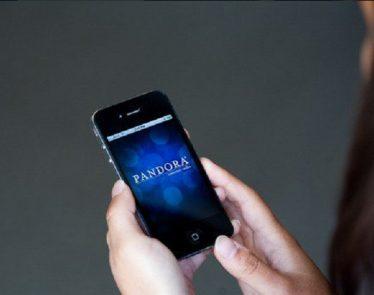 Pandora Media shares