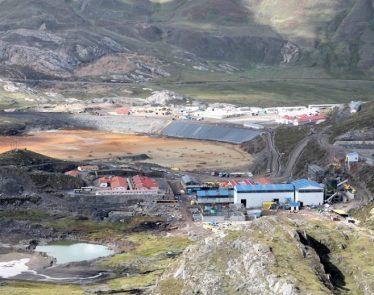 Trevali Mining's Movement