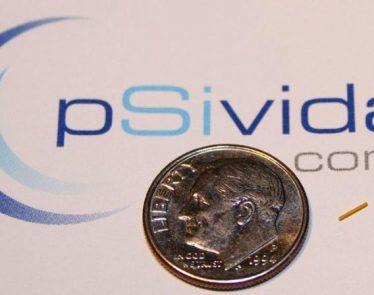 is pSivida Corp. Trending?