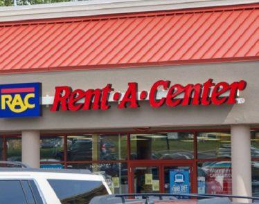 Quarterly Sales for Rent-A-Center, Inc.