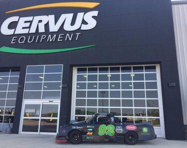 Cervus Equipment Corp.