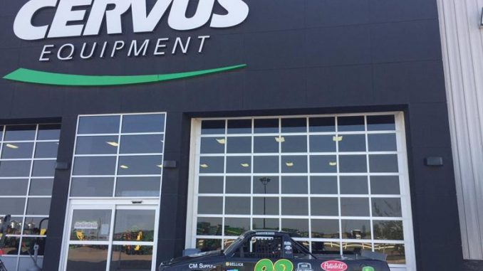 Cervus Equipment Corp.