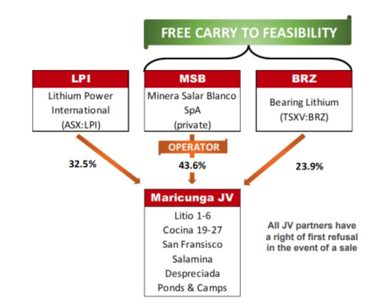 Lithium Miner