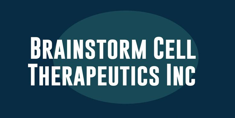 BrainStorm Cell Therapeutics Stock Up Almost 30% After