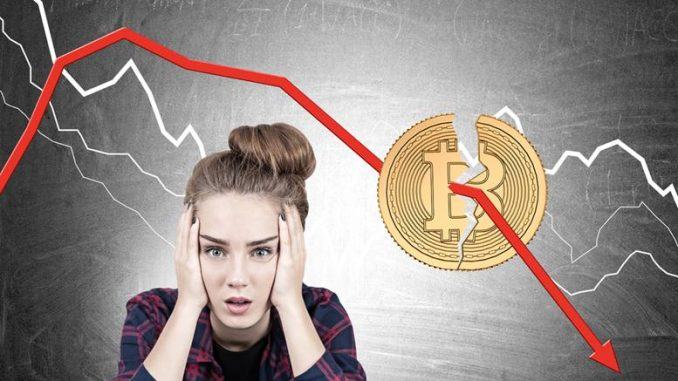 Bitcoin plunges as investors suffer 'reality check'