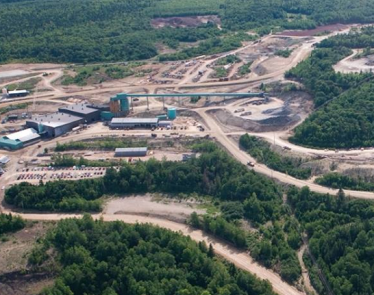 Caribou Zinc Mine