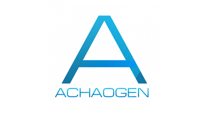 BidaskClub Lowers Achaogen, Inc. (AKAO) to Strong Sell