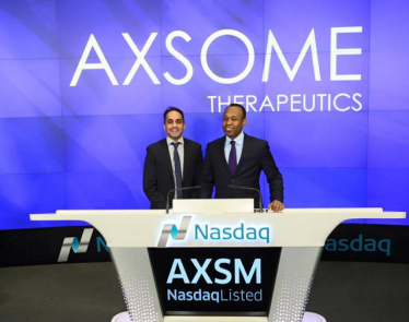 Axsome Therapeutics shares drop