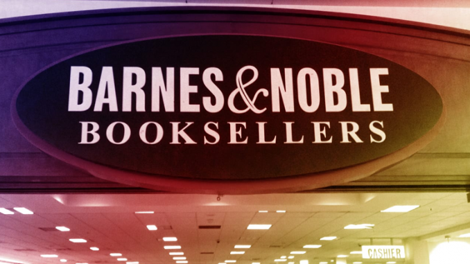 Stock Lower in Session: Barnes & Noble Education, Inc. (:BNED)
