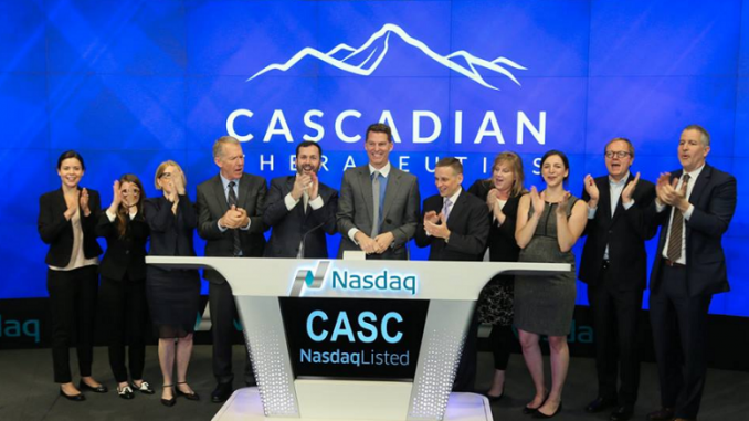 Cascadian Therapeutics (CASC) Upgraded to Strong-Buy at BidaskClub