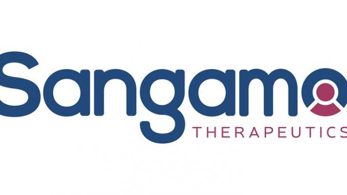 Sangamo Therapeutics, Inc. (NASDAQ:SGMO) Achieve New Highs