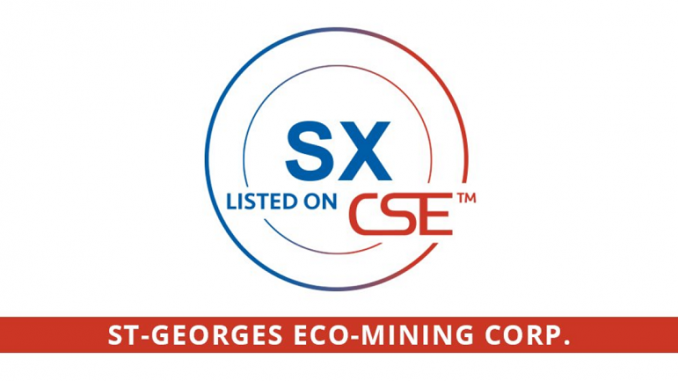 St-Georges Eco-Mining