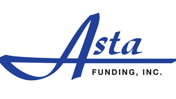 Asta Funding Dividends