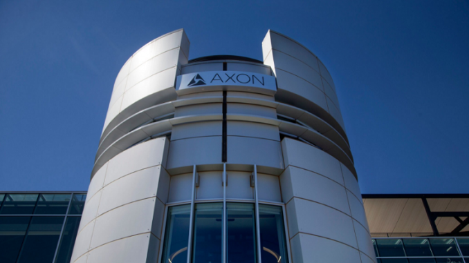 Featured Stock: Axon Inc (AAXN)