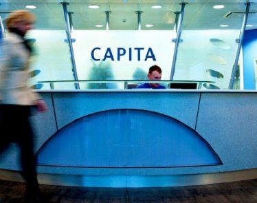 Capita PLC Stock Drops