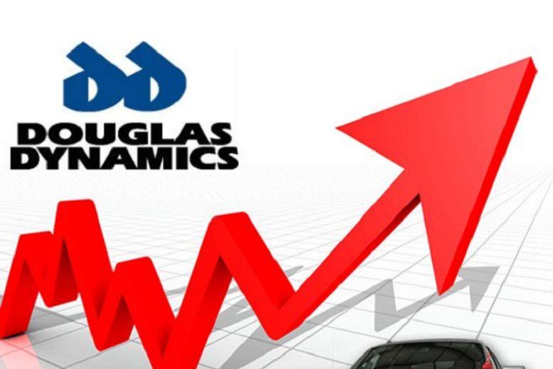 Douglas Dynamics Share Financial Results Stocks Hit 52