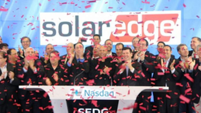 Solaredge Technologies (SEDG) Price Target Raised to $45.00 at Deutsche Bank
