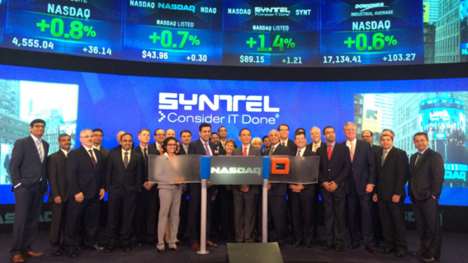 Are Hedge Funds Betting Against Syntel, Inc. (SYNT)?