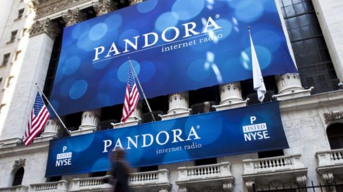 Stock in the Wall Street Spotlight: Pandora Media, Inc. (P)