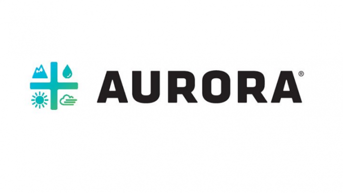 Aurora Cannabis Growth