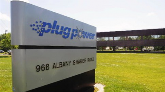 Plug Power Announces 2017 Fourth Quarter and Year End Results