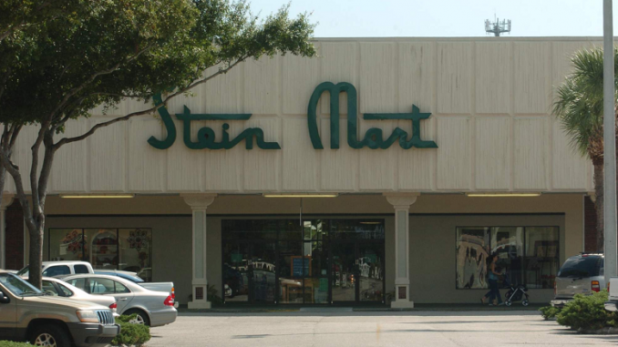 Technical picture - Stein Mart, Inc. (SMRT) stock price comparison to 200 SMA