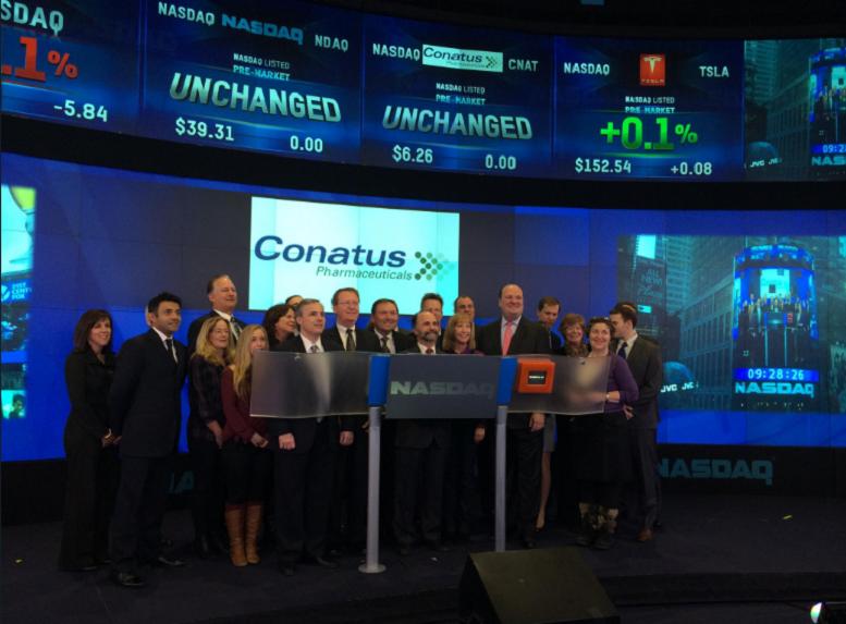 Conatus Pharmaceuticals Failed Clinical Trial