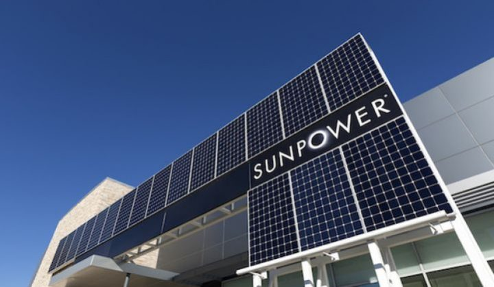 Sunpower acquires SolarWorld