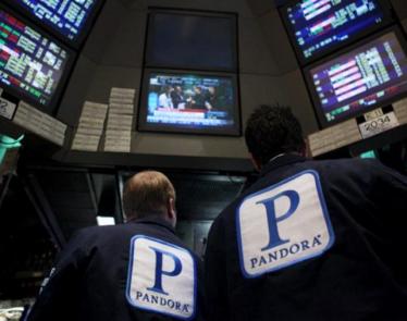 Pandora Media Rebounding