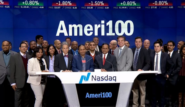 Ameri100 Partners With Bayestree Intelligence