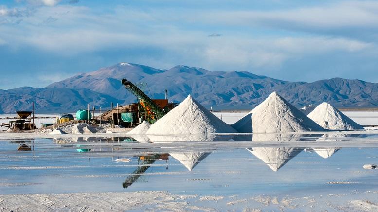 Lithium Chile