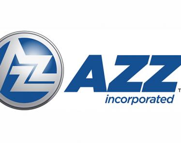 AZZ shares climb