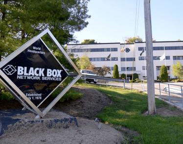 Black Box potential bankruptcy