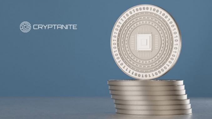 Cryptanite Wallet app