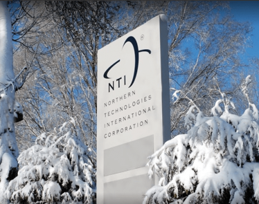 Northern Technologies shares