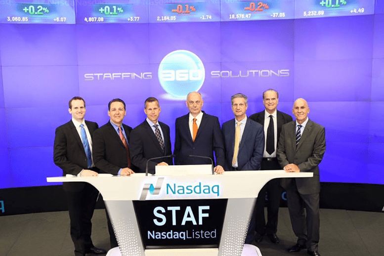 Staffing 360 acquires Clement May