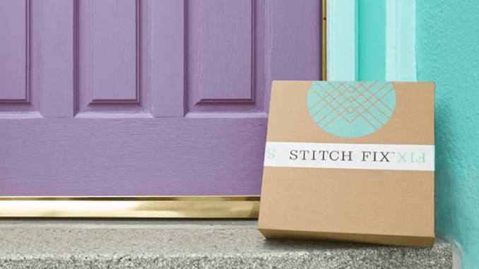 Stitch Fix shares