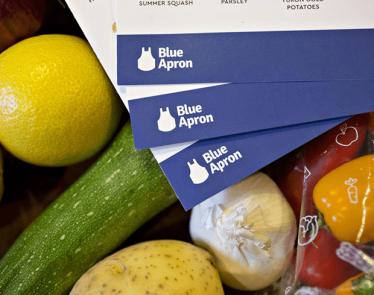 Blue Apron earnings report