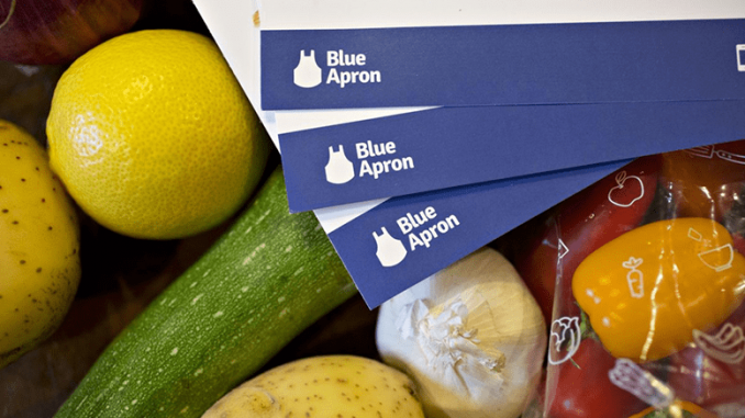 Blue Apron earnings report