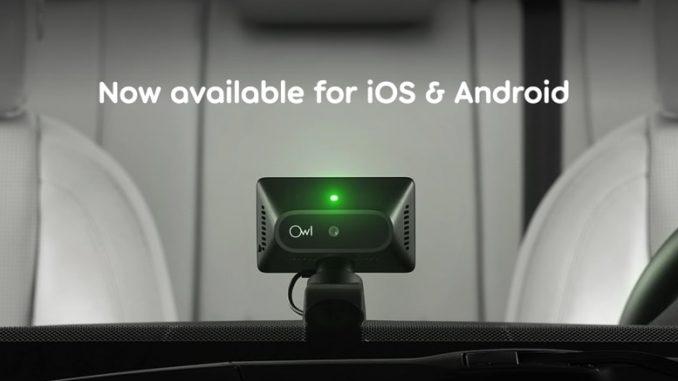 Owl Car Camera