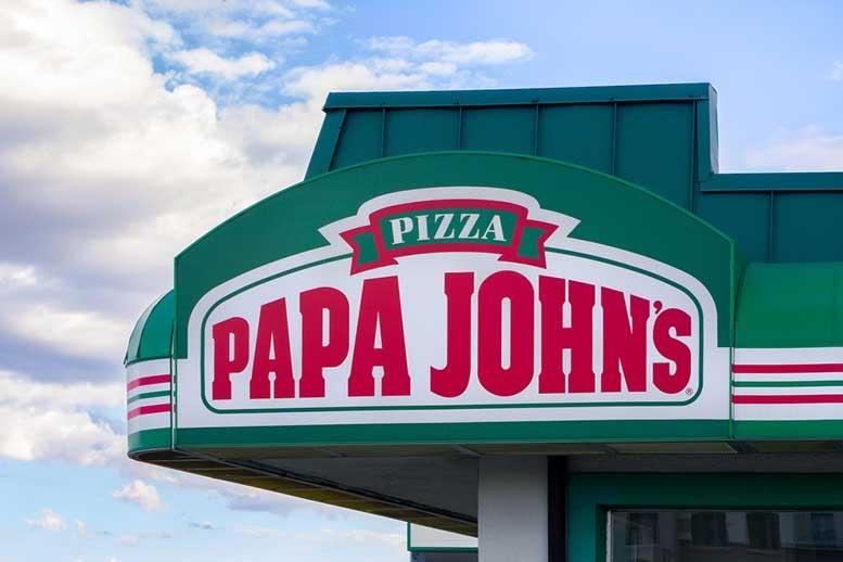Papa John's stock