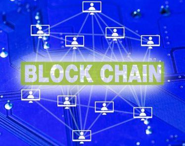 blockchain stock