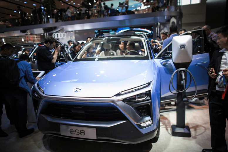 Nio Stock What S Going On With This Ev Play Analysts