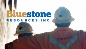 Bluestone Resources Inc